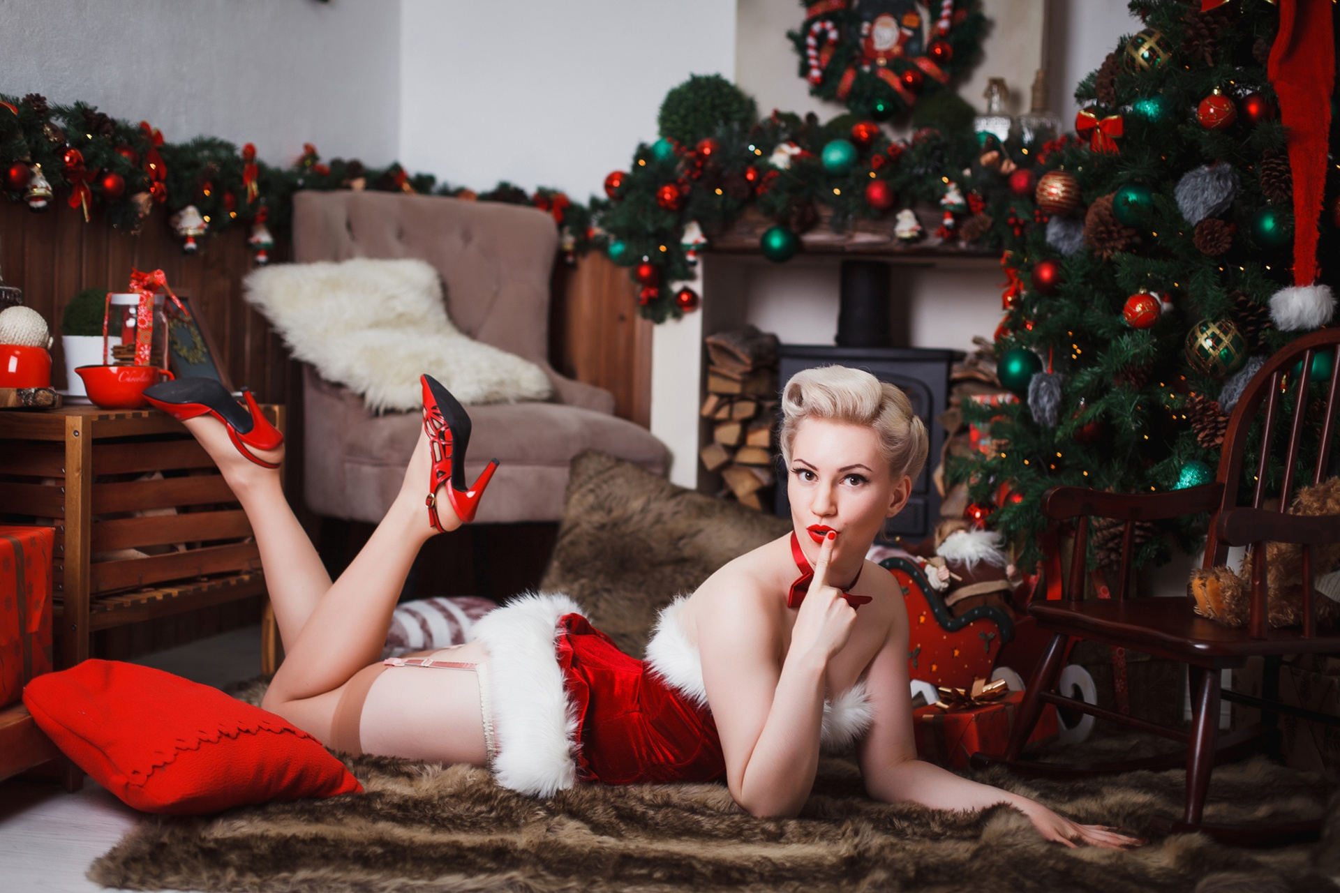 Merry christmas you sexy bitch
