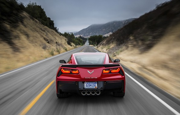 Picture Corvette, Chevrolet, Stingray, 2014