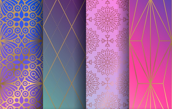 Picture background, texture, geometry, ornament, pattern, ornament