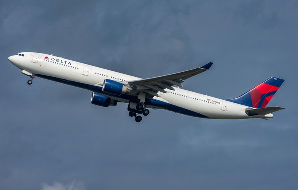 Picture Airbus, A330-300, Delta Air Lines