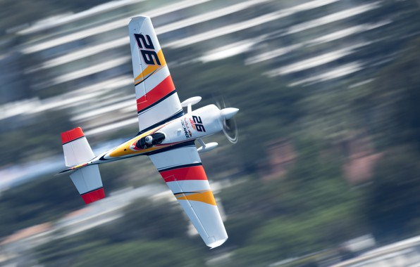 Picture 2018, Cannes, Cannes, light sport aircraft, №26, Red Bull Air Race World Championship, Zivko Edge …