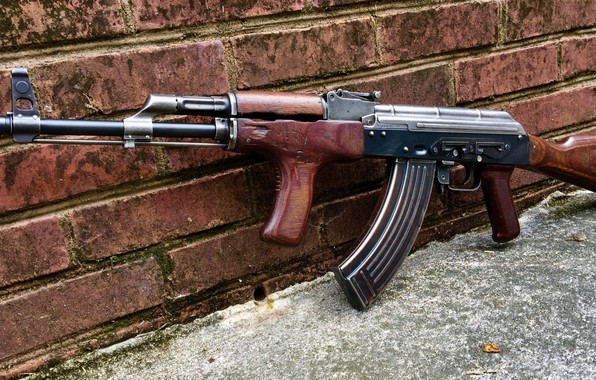 Picture weapons, tuning, Machine, Gun, weapon, Kalashnikov, AKM, Assault rifle, Russian, AKM, assault rifle, assault Rifle
