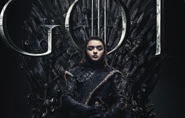 Picture Game of Thrones, Game of thrones, Aria, Season 8, Season 8