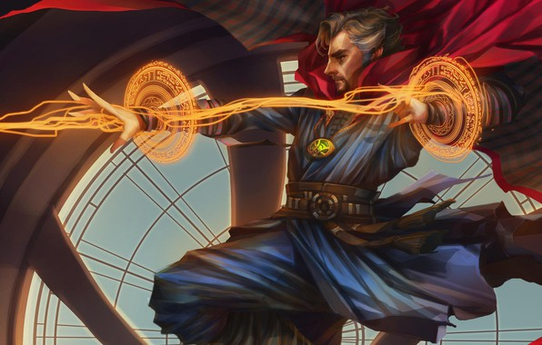 Picture art, Doctor Strange, Doctor Strange, Stephen Strange