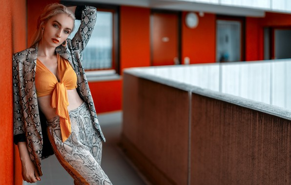 Picture girl, style, Lara Waltemode