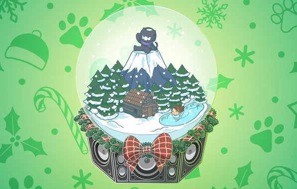 Picture Music, Cover, Monstercat, Skyelle, Christmas Ain't The Same