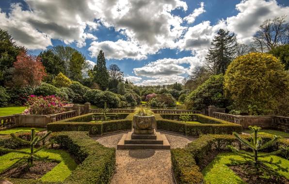 Picture design, Park, England, Staffordshire, Moorlands