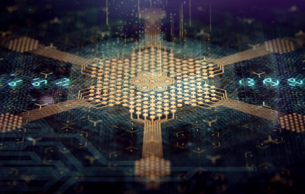 Picture Texture, Art, Graphics, Interface, Rendering, Data, Chip, by Dimitris Ladopoulos, Motion Graphics, Dimitris Ladopoulos, UI ...