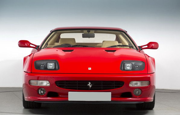 Picture Red, Sportcar, Ferrari 512