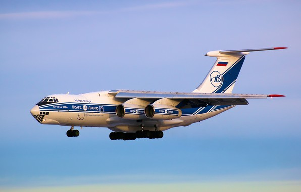 Picture aircraft, aviation, 2020, Spotting, Il-76TD-90, RA-76951, Ilushin, Moscow - Domodedovo (DME/UUDD), Il-76TD-90, own photo