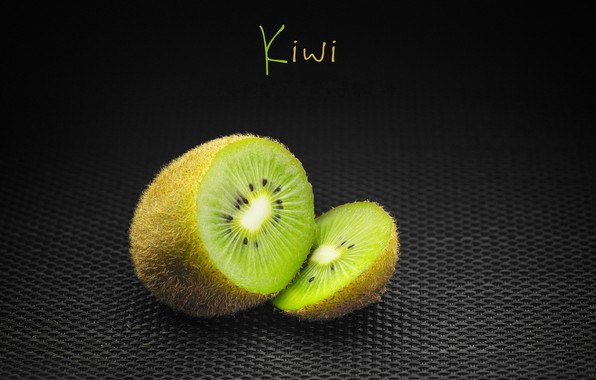 Picture the inscription, kiwi, fruit