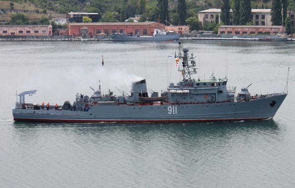 Picture minesweeper, Sevastopol, Ivan holubec, MTS