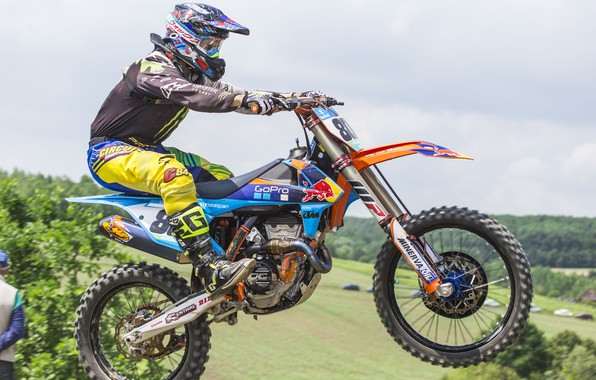 Picture race, sport, motorcycle, motocross
