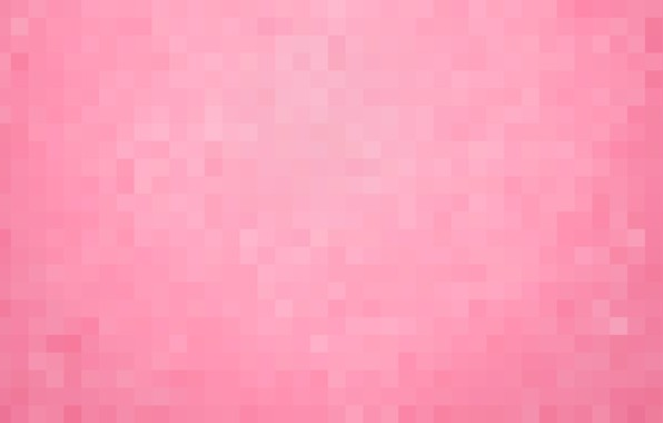 Picture background, pink, Wallpaper, pixels, square