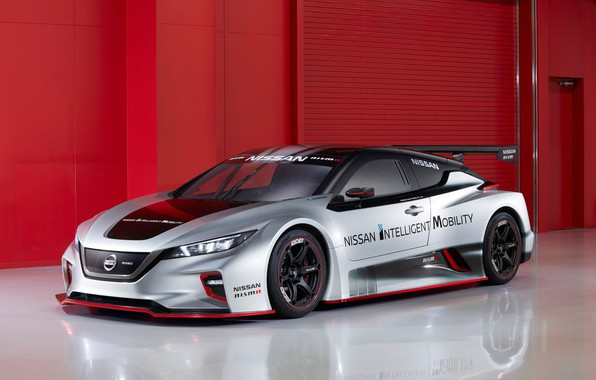 Picture Nissan, Leaf, Nismo RC