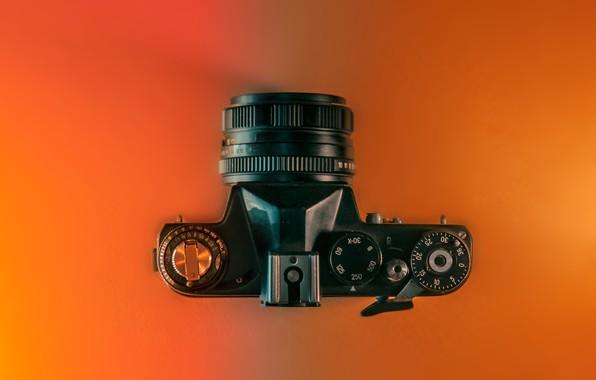 Picture photo, technique, lens, USSR, Zenit, camera.