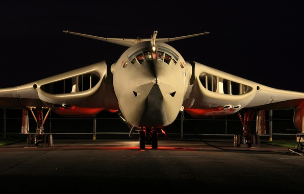 Picture The plane, Bomber, RAF, Royal air force, Handley Page Victor K.Mk.2, Victor K, V-bomber