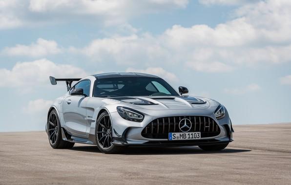 Picture Mercedes, AMG, C190, 2020, Worldwide, GT Black Series