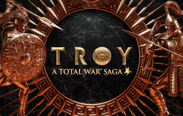 Picture The game, Game, SEGA, The Creative Assembly, Strategy, Strategy, Total War Saga Troy