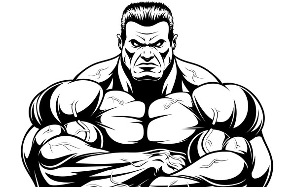 Picture pose, figure, art, muscle, muscle, muscles, athlete, Bodybuilding, bodybuilder, weight, bodybuilder