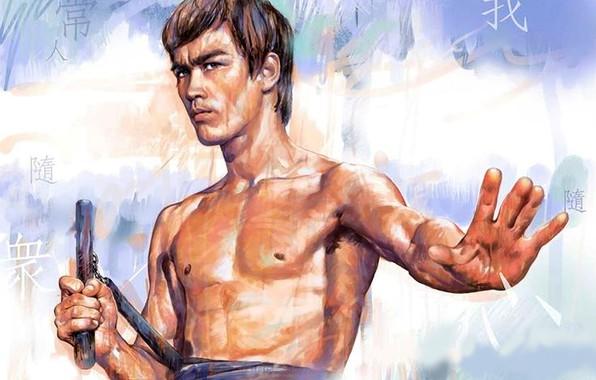 Picture master, legend, Bruce Lee, bruce lee