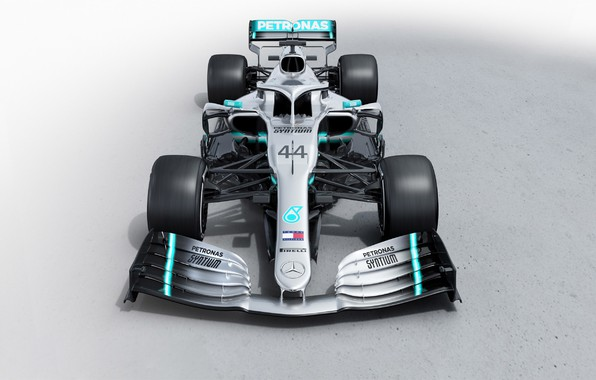 Picture Mercedes, the car, Motorsport, 2019, FMG