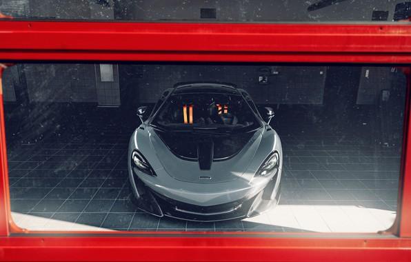 Picture McLaren, sports car, boxes, Novitec, 600LT