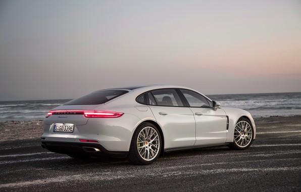 Picture Porsche Panamera, Executive, 971, 4 E-Hybrid, Panamera 4 e-hybrid, Porsche Panamera 4 E-Hybrid Executive