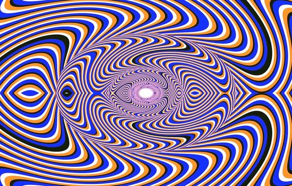 Picture Color, Line, Background, Funnel, Illusion, Optical illusion, Illusion