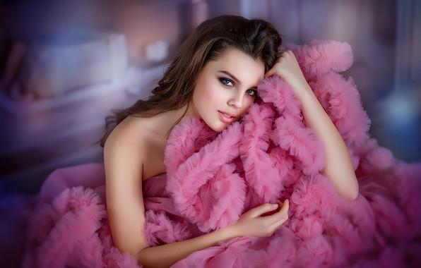 Picture look, girl, photo, makeup, Catherine Dobrogea