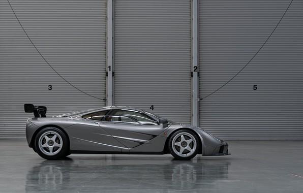Picture McLaren, Supercar, F1LM