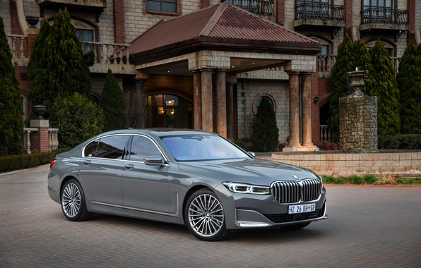 Picture BMW, 750Li, xDrive, 2019