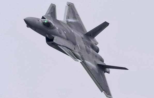 Picture Fighter, Pilot, J-20, Chengdu J-20, The Effect Of Prandtl — Glauert, Cockpit, AIR FORCE CHINA, …