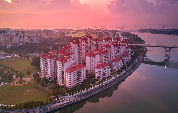 Picture Singapore, Marina Centre, Central Singapore
