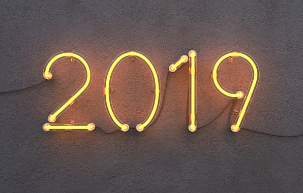 Picture lights, watch, new year, new year, time, watch, 2019, count
