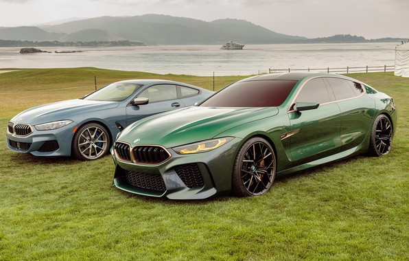 Picture concept, BMW, Gran Coupe, 2020