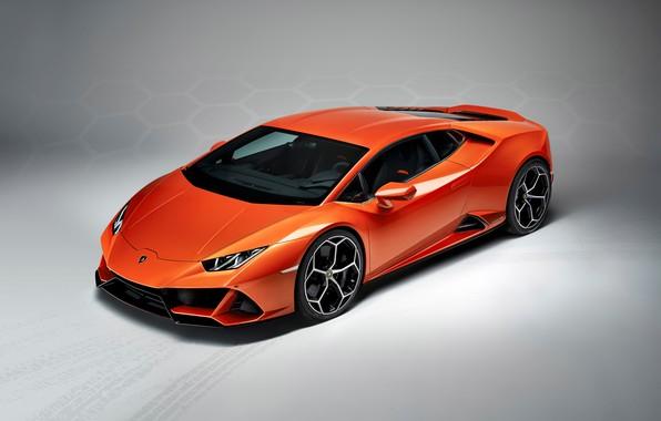 Picture machine, Lamborghini, sports, drives, Evo, Huracan