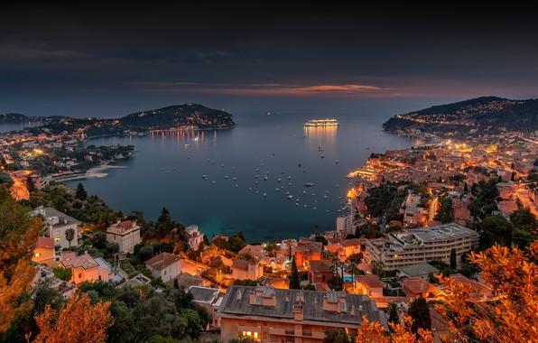 Picture Villefranche-sur-Mer, Provence-Alpes-Côte d'azur, Arrondissement de Nice