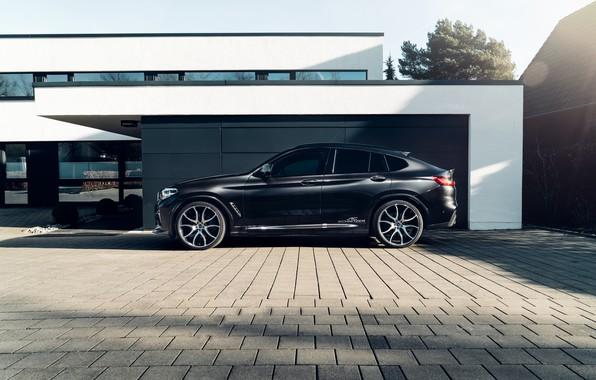 Picture machine, BMW, lights, drives, crossover, AC Schnitzer, BMW X4, G02