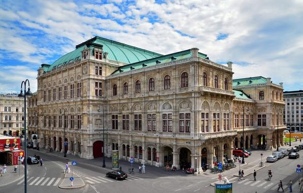 Picture Austria, Vienna, Vienna Opera House