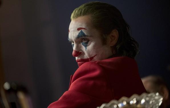 Picture paint, Joker, costume, Joker, Grimm, Joaquin Phoenix, Joaquin Phoenix, Joker 2019, Joker 2019