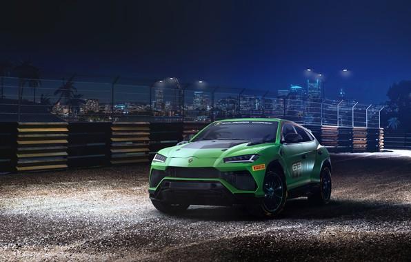 Picture Concept, Lamborghini, Urus, 2019, ST-X