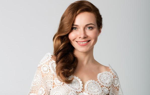 Picture look, pose, smile, makeup, actress, hairstyle, singer, smile, hair, look, pose, actress, Ekaterina Guseva, makeup, …