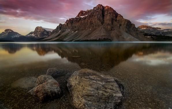 Picture Banff National Park, Canadian Rockies, Alberta Canada