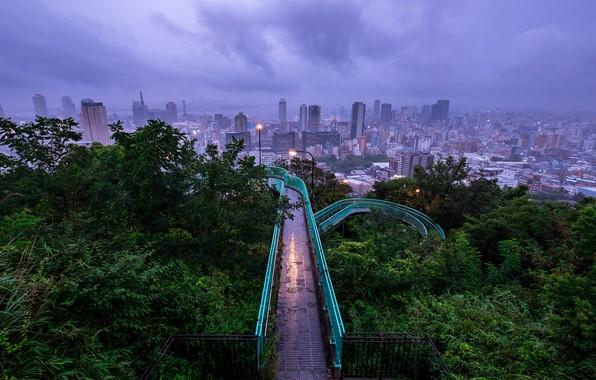 Picture Japan, Kobe, Venus Bridge
