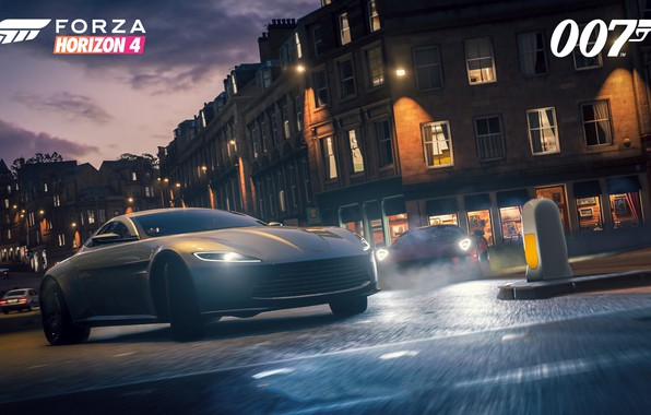 Picture Aston Martin, Microsoft, game, 2018, DB10, Forza Horizon 4