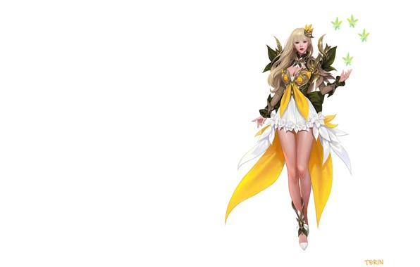 Picture magic, fantasy, art, Mystic, costume design, who sweat
