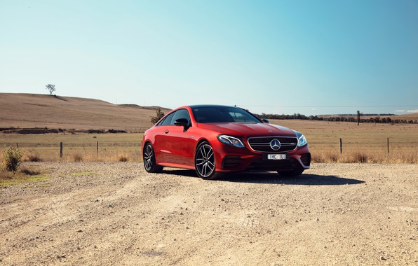Picture coupe, Mercedes, E-class, Mercedes, AMG, Coupe, C238