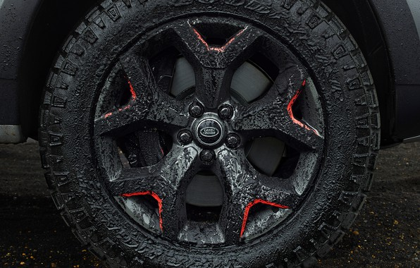 Picture wheel, Land Rover, Discovery, 4x4, 2017, V8, SVX, 525 HP, 5 L.