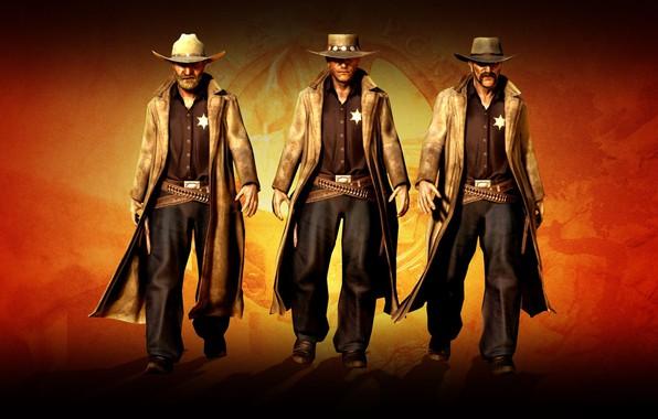 Picture Wallpaper, Call Of Juarez, The Lawmen